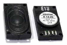 Visaton 14.25 Small Speaker 8 Ohm 1Paar 070491