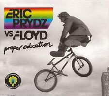 ERIC PRYDZ vs (PINK) FLOYD - Proper Education (UK 2 Tk CD Single Pt 1)