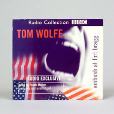 Tom Wolfe - Ambush Al Fort Bragg - audiolibro cd