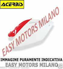 ACERBIS PLASTICA MOTARD FIANCATINA LATERALE PORTANUMERO NERO HONDA CRF 250 R