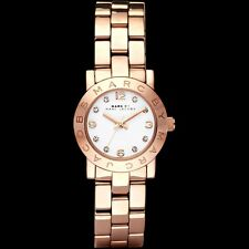 Marc By Marc Jacobs MBM3078 Amy Rose Gold Watch