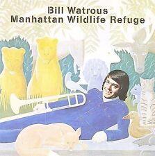 Bill Watrous - Manhattan Wildlife Refuge (1974) CD Wounded Bird 2007