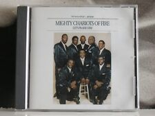 MIGHTY CHARIOTS OF FIRE - LET'S PRAISE HIM CD COME NUOVO LIKE NEW