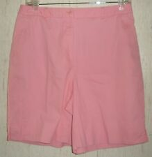 WOMENS CHARTER CLUB GOLF COLLECTION PINK SHORTS   SIZE 8