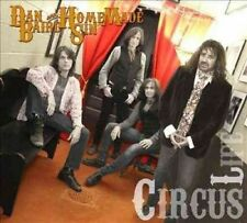 Circus Life [Digipak] by Dan Baird/Homemade Sin/Dan Baird & Homemade Sin (CD, Nov-2013, JCPL)