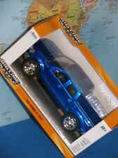 1/32 JADA BIGTIME MUSCLE 2010 FORD F-150 BLUE 4X4 ***BRAND NEW & RARE***