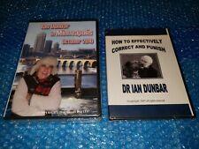 Ian Dunbar in Minneapolis Oct. 2010 Science Based Dog Training 10 DVD Set NEW