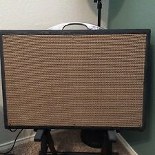 1964 GRETSCH 6164 2Ch True Vibrato Guitar Tube Combo Amp Amplifier Original RARE