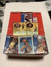 1991-92 fleer basketball box fresh from sealed case Jordans! and more Jordans!!!