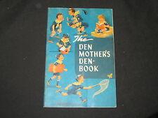 The Den Mother's Den Book, 1961