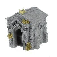 Warhammer Age of Sigmar-Décor impréssion 3D  Mausolée (figurine non incluse)