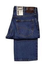 Jeans da uomo blu marca Lee l