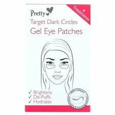 Pretty Gel Eye Patches Collagen Targets Dark Circles Tired Puffy Eyes Wrinkles