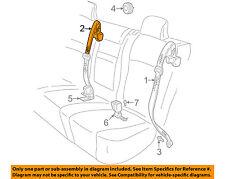 VOLVO OEM 98-00 V70 Rear Seat Belts-Belt & Retractor 9167312