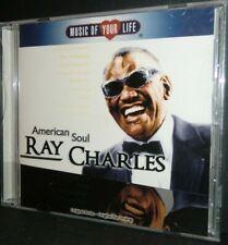 American Soul by Ray Charles (CD, Jul-2004, BCI Music)  - o