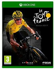 Le Tour de France 2017 [Xbox One XB1, Region Free, Lance Armstrong, Bicycle] NEW