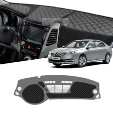 VIP Luxury Leather Dashboard Sun Cover Mat for RENAULT 2010-2017 Latitude / SM5
