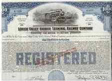 Lehigh Valley Harbor Terminal Railway Company  1970