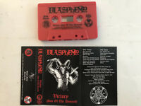 Blasphemy - Victory (Son Of The Damned) Cassette Tape - SEALED - War Black Metal