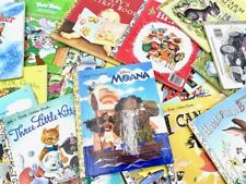 Little Golden Books Lot of 10 Unsorted Mixed Titles Children Books Hardcover Fun
