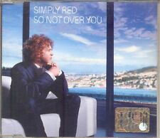 SIMPLY RED - So Not Over You - CD Single - MUS