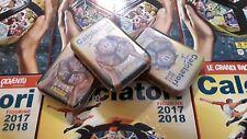 TIN BOX KIT AGGIORNAMENTI ALBUM FIGURINE PANINI CALCIATORI 2017 -18(M1-M48)
