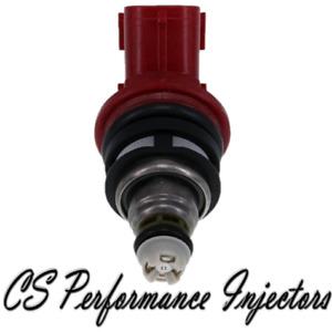 OEM Jecs Fuel Injectors (6) 16611-AA310 Set For 1992-1997 Subaru SVX 3.3L H6
