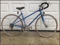 Schwinn Le Tour Women's Vintage Bicycle Blue