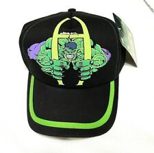 NEW WITH TAG 1-  INCREDIBLE HULK   2003 YOUTH AND ADULT CAP