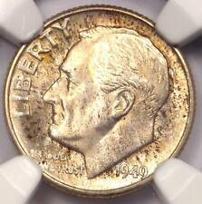 1949-D Roosevelt Dime 10C - Certified NGC MS67 FT - Rare in MS67 FB - $238 Value