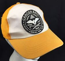Cancer Bats Bang Your Head Snapback Hat Canadian Punk Rock Band Local No 416