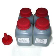 4 times Toner refill for Brother  HL-L2340DW, L2320D L2360DW TN-660 cartridge