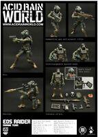 ORITOY 1/18 Acid Rain World Eos Raider Marine Soldier Action Figure AR-037