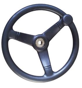 """14"""" Steering Wheel for Benford Terex Thwaites Winget Dumper Handler Forklift etc"""