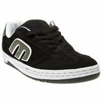 Etnies Mens Locut Skate Shoes Trainers Sneakers Size UK 9.5 Black Green White