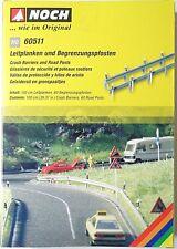 Noch 60511 H0 Leitplanken und Begrenzungspfosten Neu&ovp