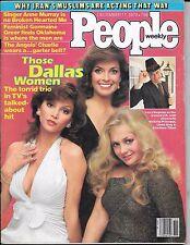 People Magazine December 17 1979  Victoria Principal Anne Murray Larry Hagman