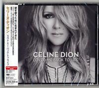 CELINE DION-LOVED ME BACK TO LIFE-JAPAN CD BONUS TRACK F30