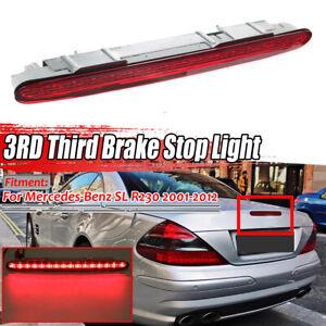 For Mercedes-Benz SL R230 01-12 REAR LED THIRD STOP BRAKE LIGHT LAMP