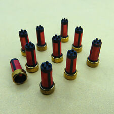 10pcs Fuel Injector Filter Baskets for Yamaha Outboard HPDIZ-Mystery Filter