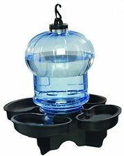First Nature 3004 Globe Style Bird Bath And Waterer Mount or Hanging