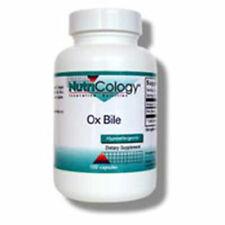 Ox Bile 100 Caps 500 mg