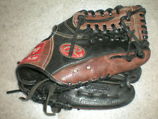 """Rawlings GG1125G 11.25"""" Baseball Glove Mitt Right Handed Gold Gamer PRO Taper"""