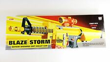 NEW Photon Storm Semi-Auto Soft Bullet Electric Army Military Gun Nerf Style 6+
