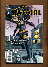 Batgirl #4 NM- 1st New Batgirl Costume Stephanie Brown Cluemaster Spoiler Robin