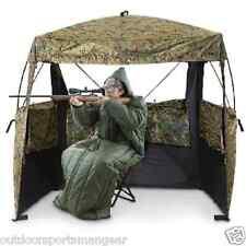 Sleeping Bag Hoodie Coat Military Hunting Blind Wind Weather Resitant Camping