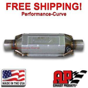 "2"" AP Exhaust Heavy Load Catalytic Converter True OBDII - 608214"
