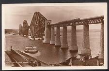 Scotland Postcard - The Forth Bridge   U410