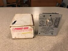 POWER-ONE HA5-1.2/OVP Power Supply New Old Stock