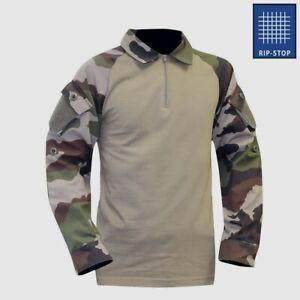 Chemise de combat Commando UBAS pour armée française & Légion - Taille XXL / 120